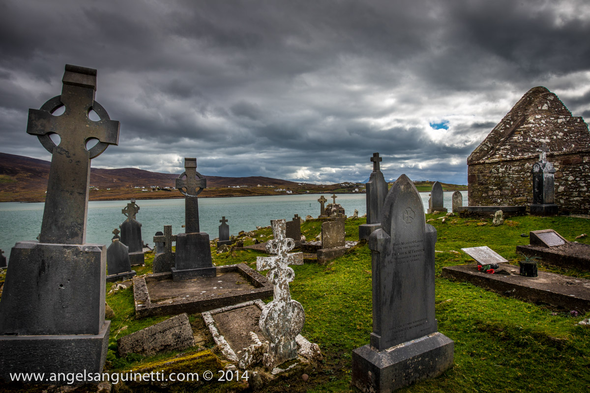 Cemitery Connemara
