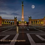 Heroes' Square, Budapest, Hongrie