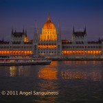 Le parlement, Budapest, Hongrie