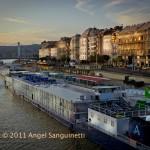 Les bords du Danube, Budapest, Hongrie