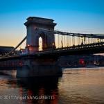 Chain Bridge, Pont des Chaînes, Budapest