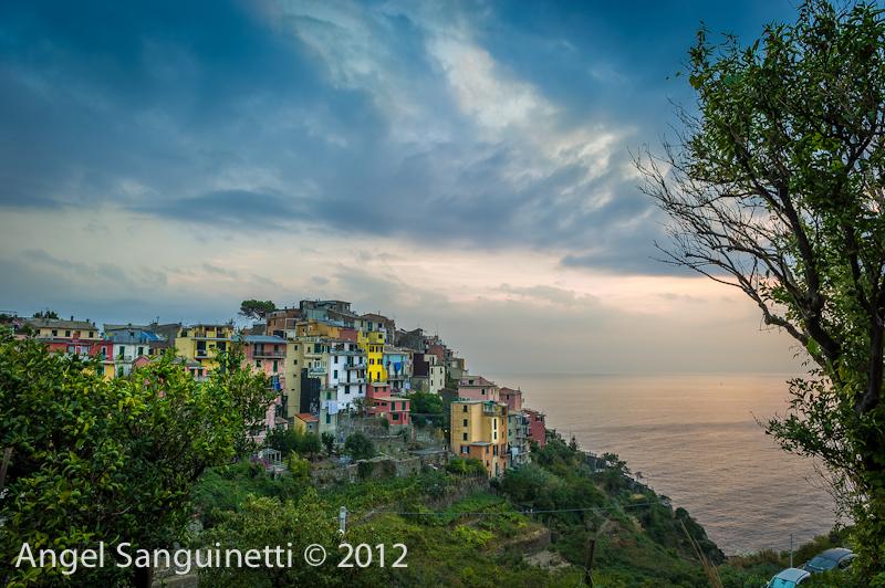 Cinque Terre, Italie , Corneglia