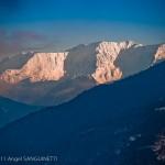 Soleil sur Mont Blanc, Mercury
