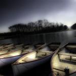 Barques, Versailles