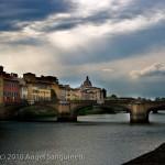 Quais et pont, Florence
