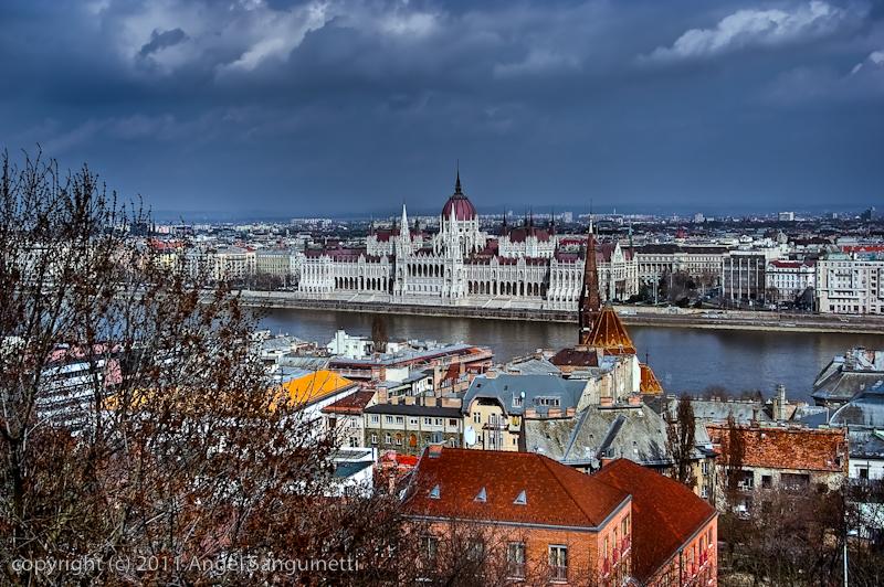 Parlement, Budapest, Hongrie