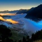 Col d'Agnel, Italie