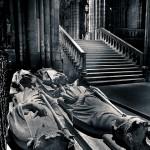 Gisants dans la Cathédrale de Saint Denis