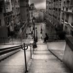 Ruelle Montmartre, Paris
