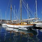 Voilier, Port de Marseille