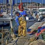 Vieux Port, Marin, Marseille