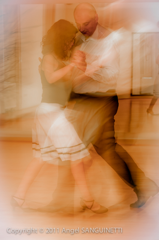 Budapest, Tango, Danse